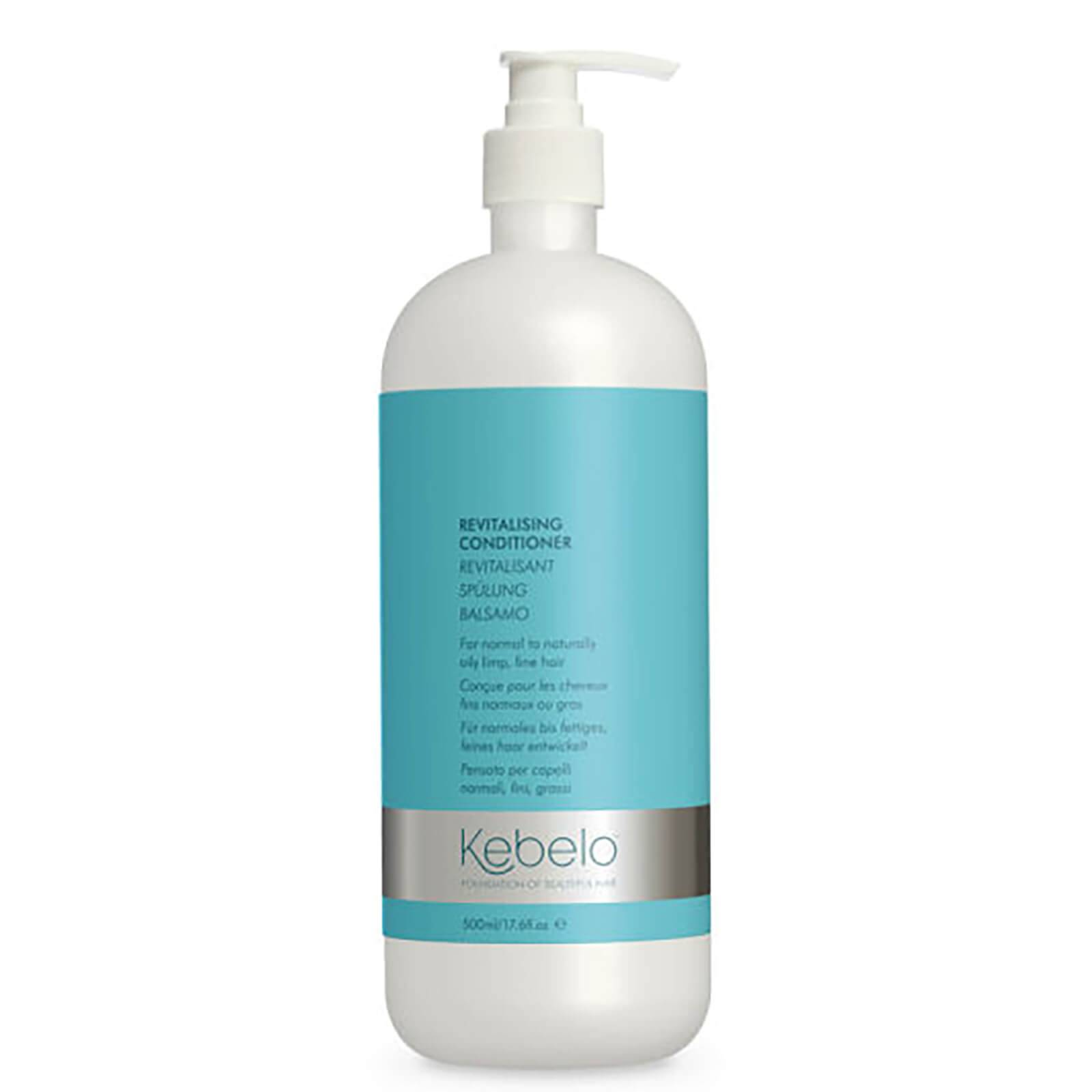 Kebelo Après-shampooing Kebelo Revitalising Conditioner (500 ml)