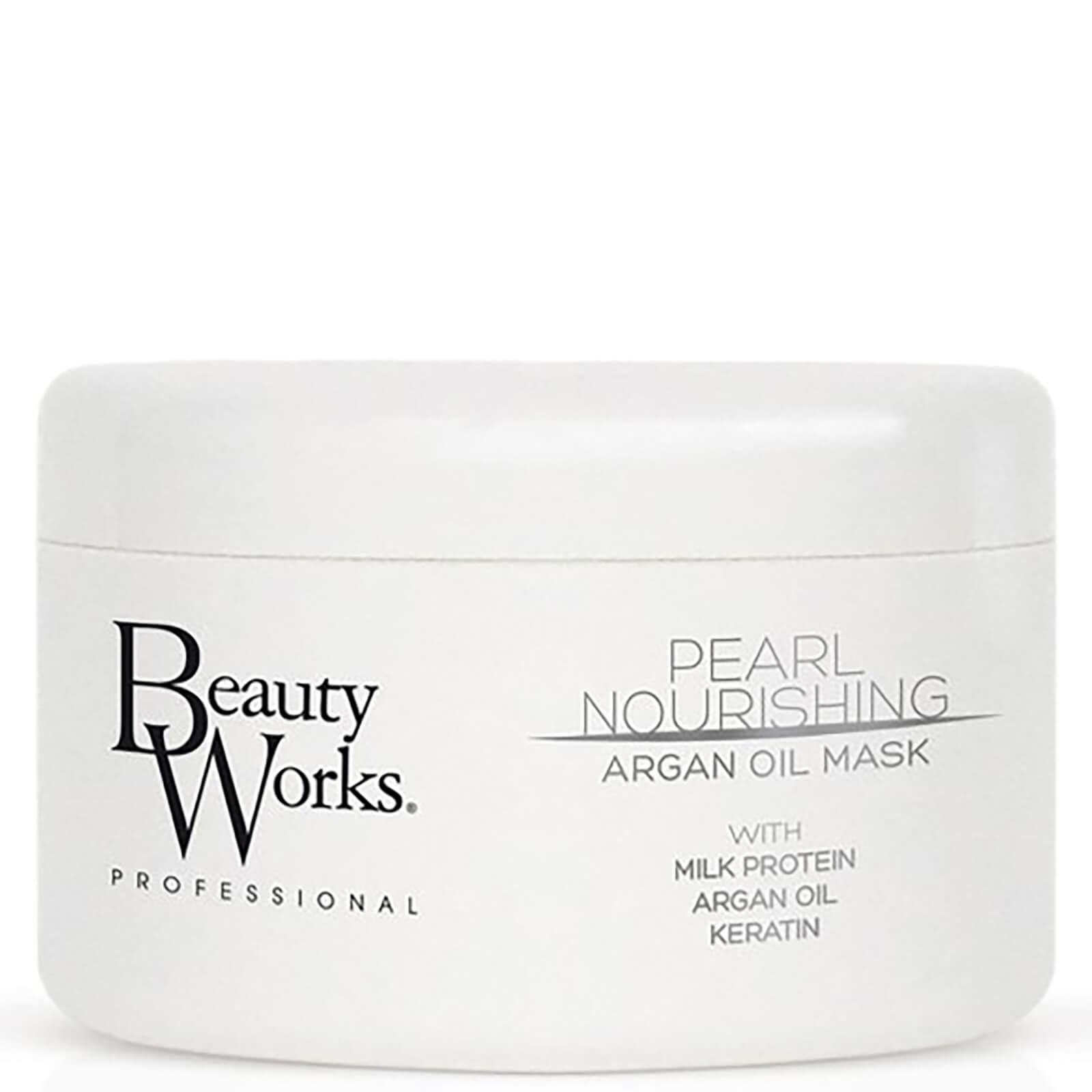 Beauty Works Masqueà l'huile d'argan nourrissant Pearl Nourishing deBeauty Works