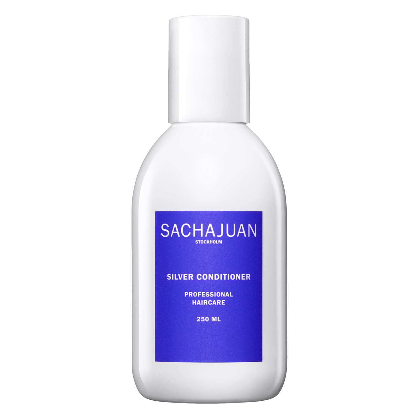 Sachajuan Après-shampooing Cheveux Argent « Silver » Sachajuan (250 ml)