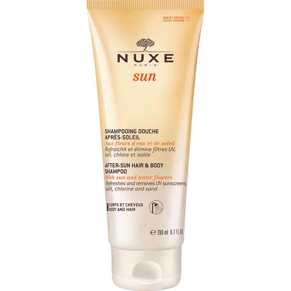 NUXE Shampooing corps et cheveux après-soleil de NUXE200 ml