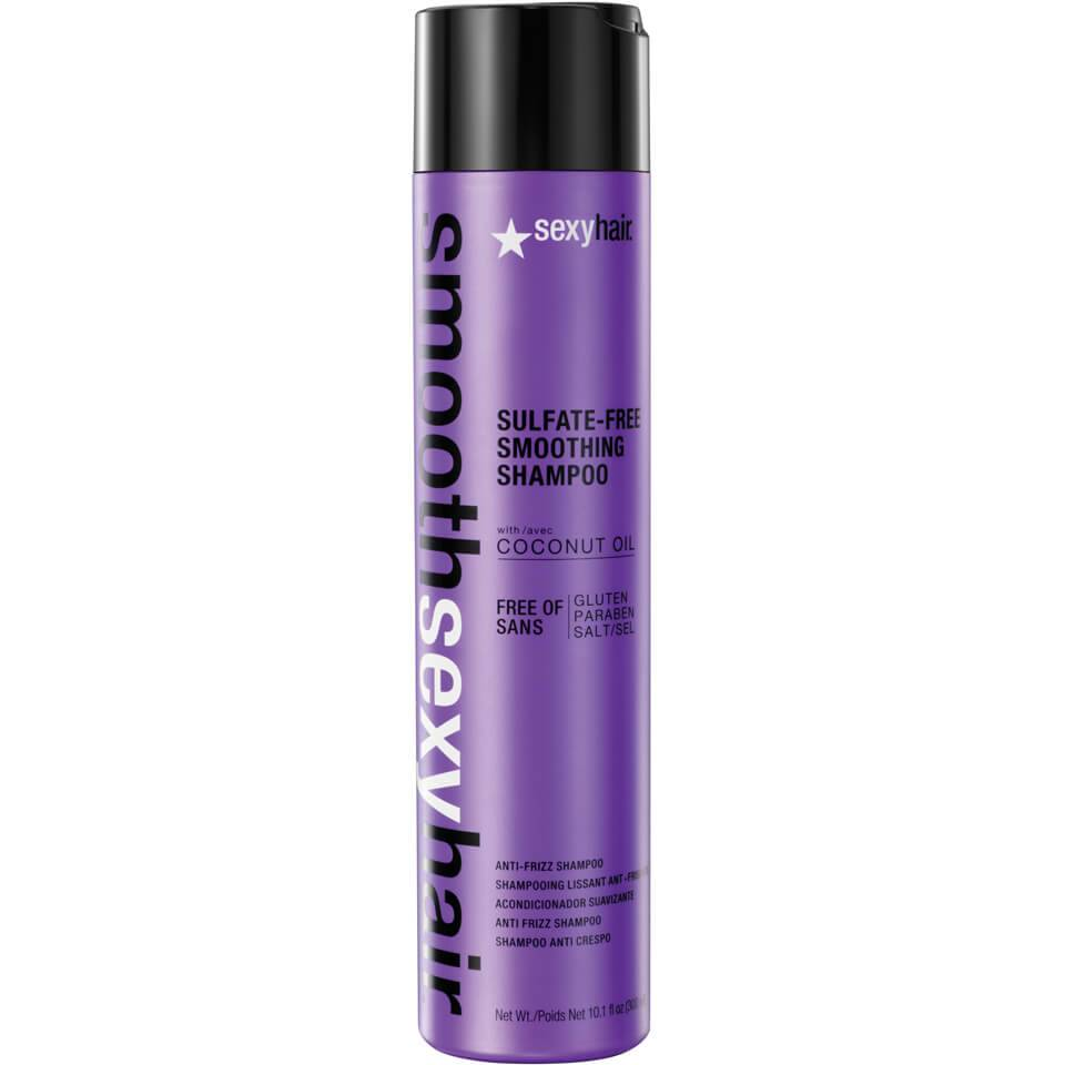 Sexy Hair Smooth Anti-Frizz Shampoo 300 ml