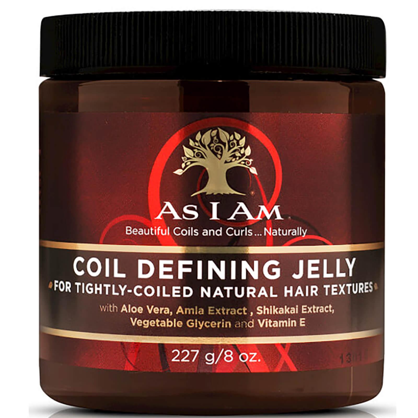 As I Am Gelée définissante pour les cheveux bouclés d'As I Am (227 g)