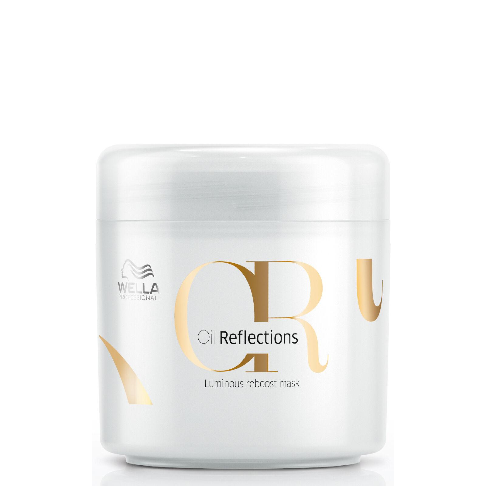 Wella Professionals Care Masque Nourrissant Lumineux Luminous Reboost Mask Oil Reflections Wella Professionals Care 150ml