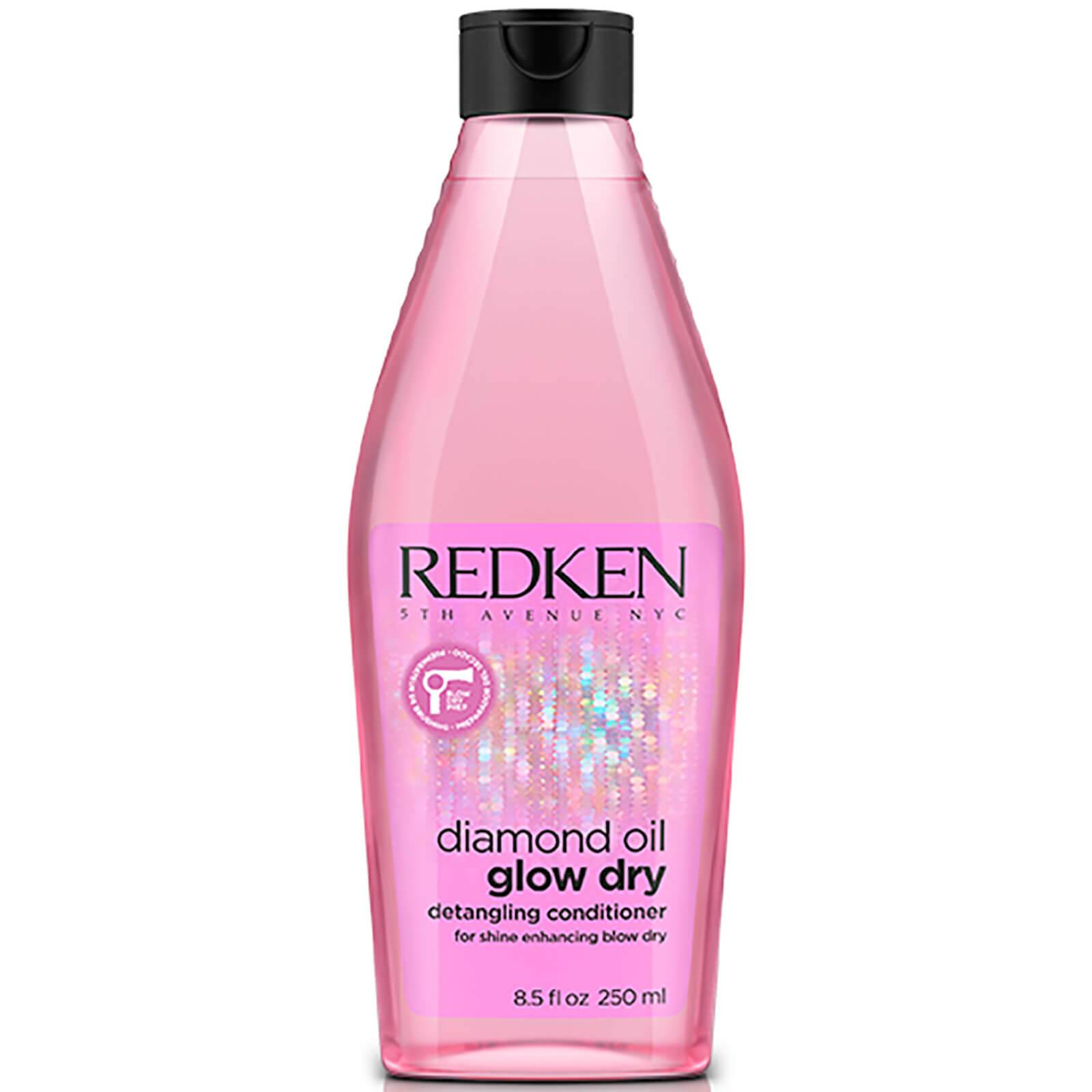 Redken Après-Shampooing Diamond Oil Glow Dry Redken 250ml
