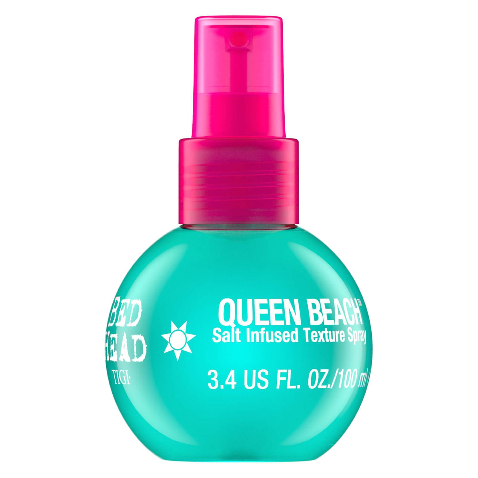TIGI Spray texturisant au sel de marin Queen Beach TIGI Bed Head