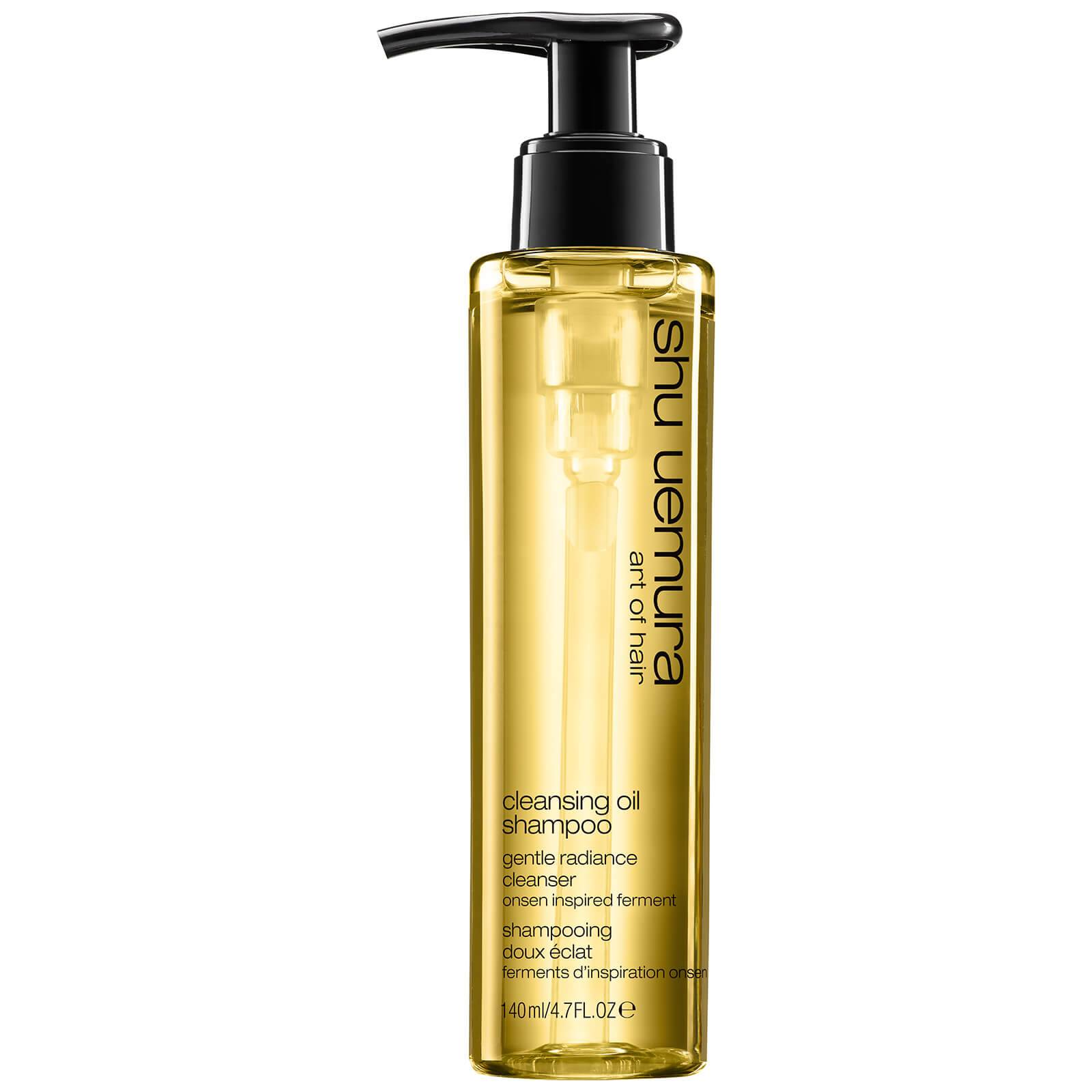 Shu Uemura Art of Hair Shampooing Huile Nettoyant pour tous les types de cheveux Shu Uemura 140ml