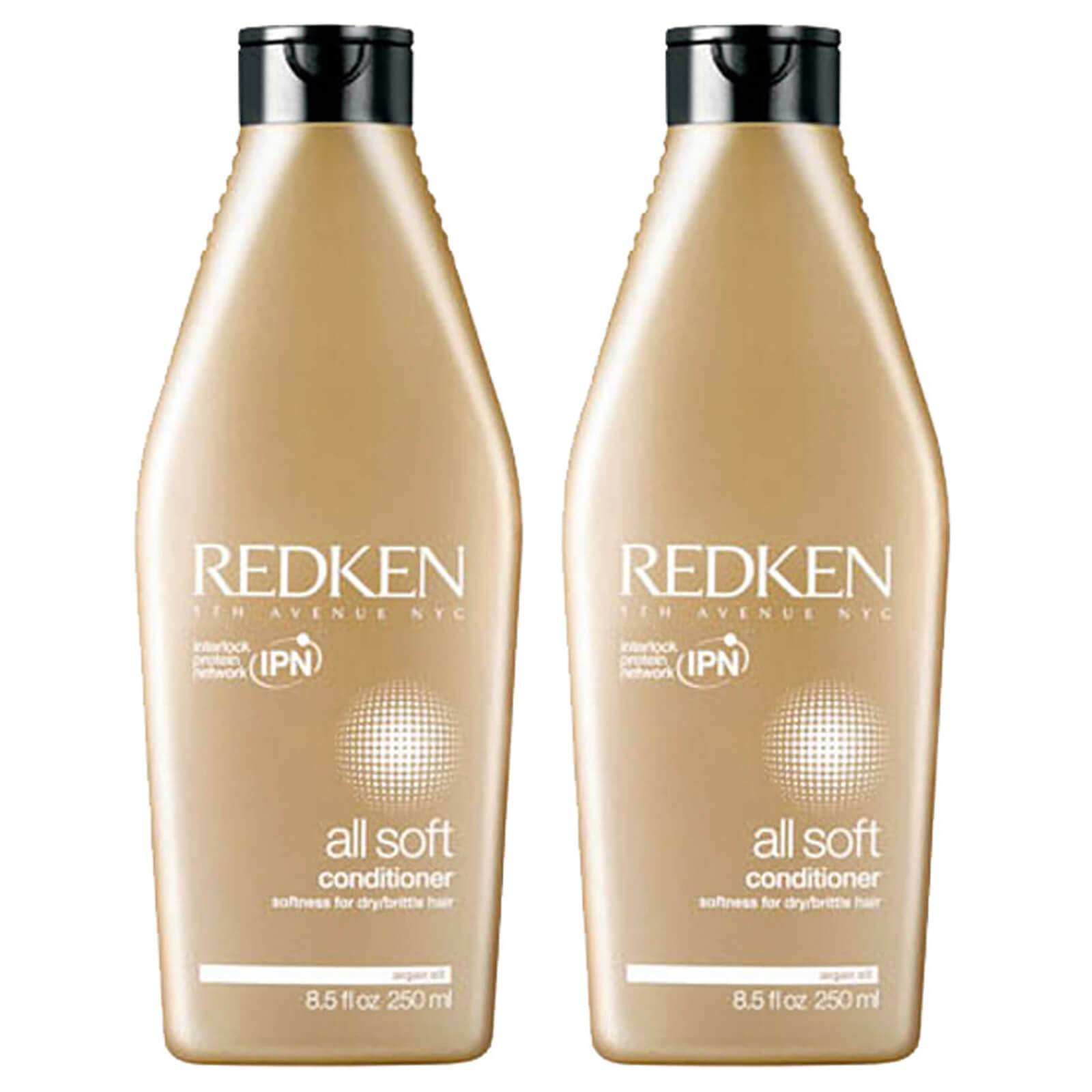 Après-Shampooing All Soft Redken Duo 250 ml