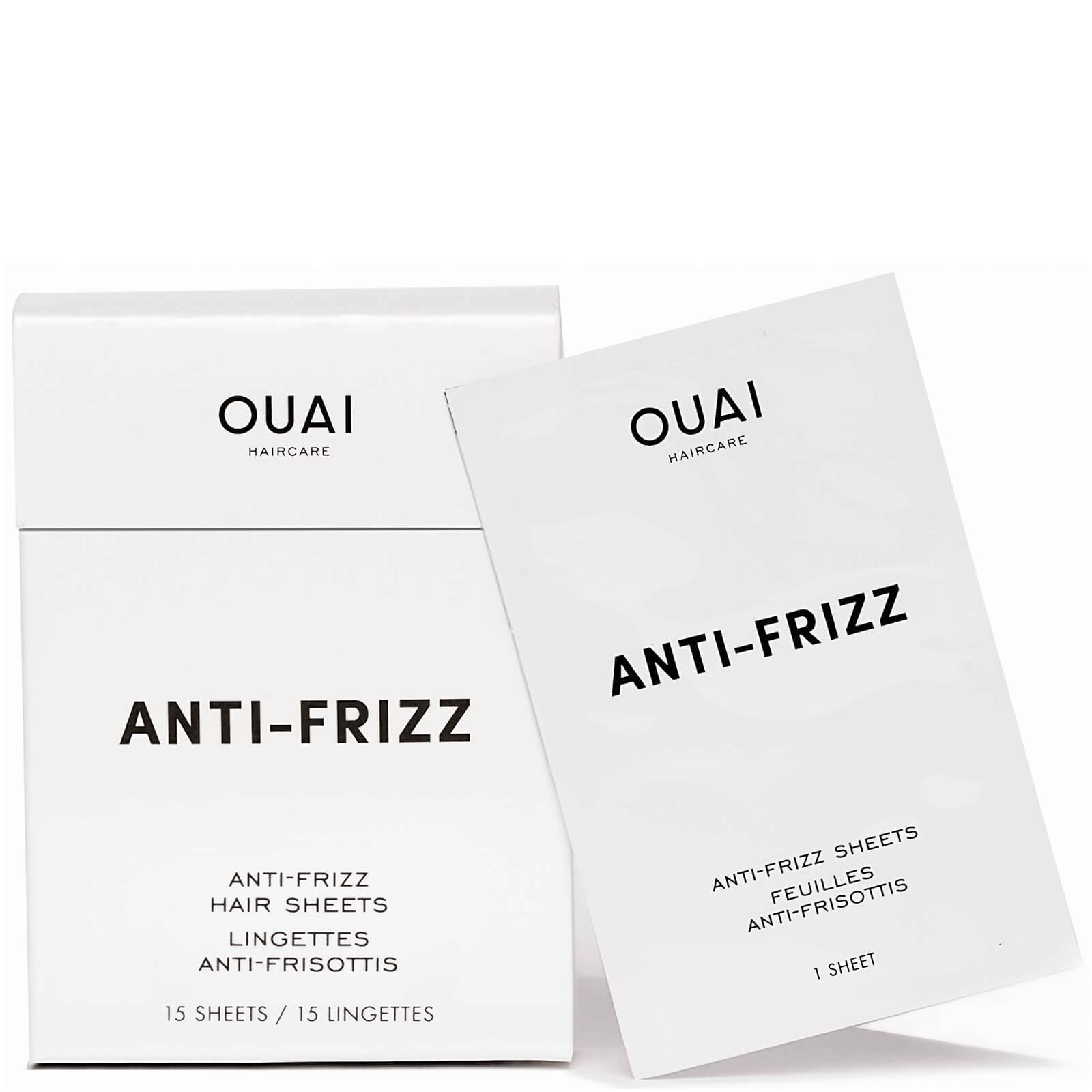 OUAI Lingettes Anti-Frisottis OUAI