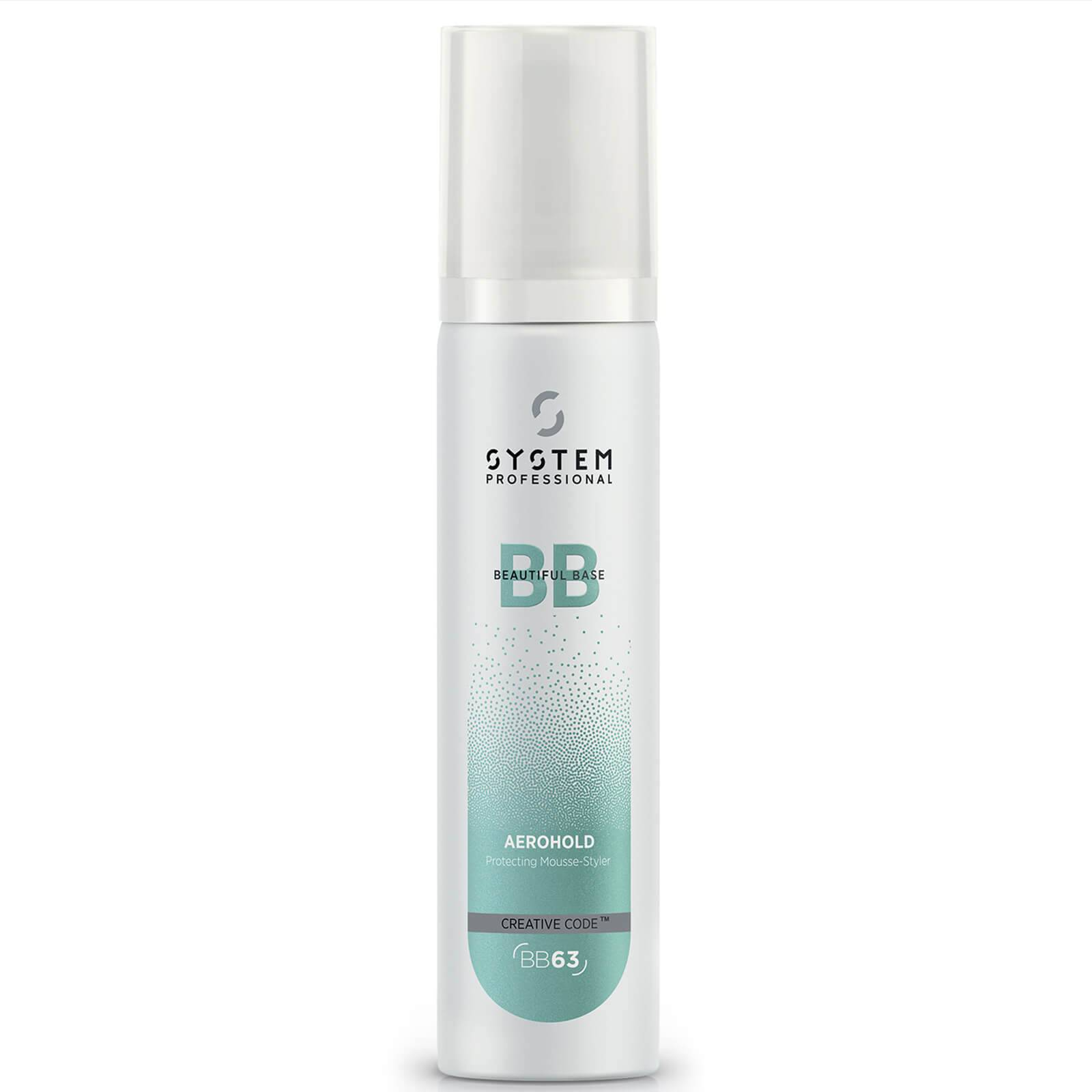 System Professional Mousse coiffante protectrice Aerohold BB System Professional 75 ml