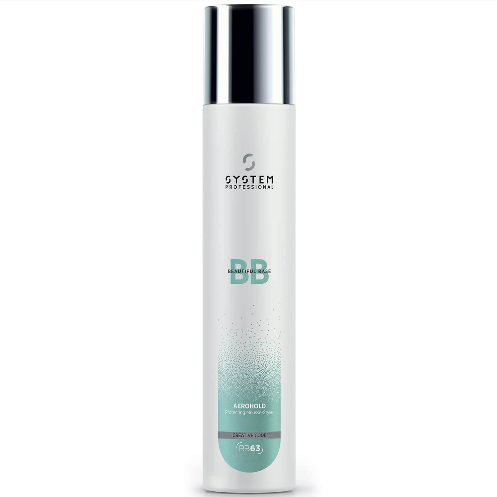 System Professional Mousse coiffante protectrice Aerohold BB System Professional 300 ml