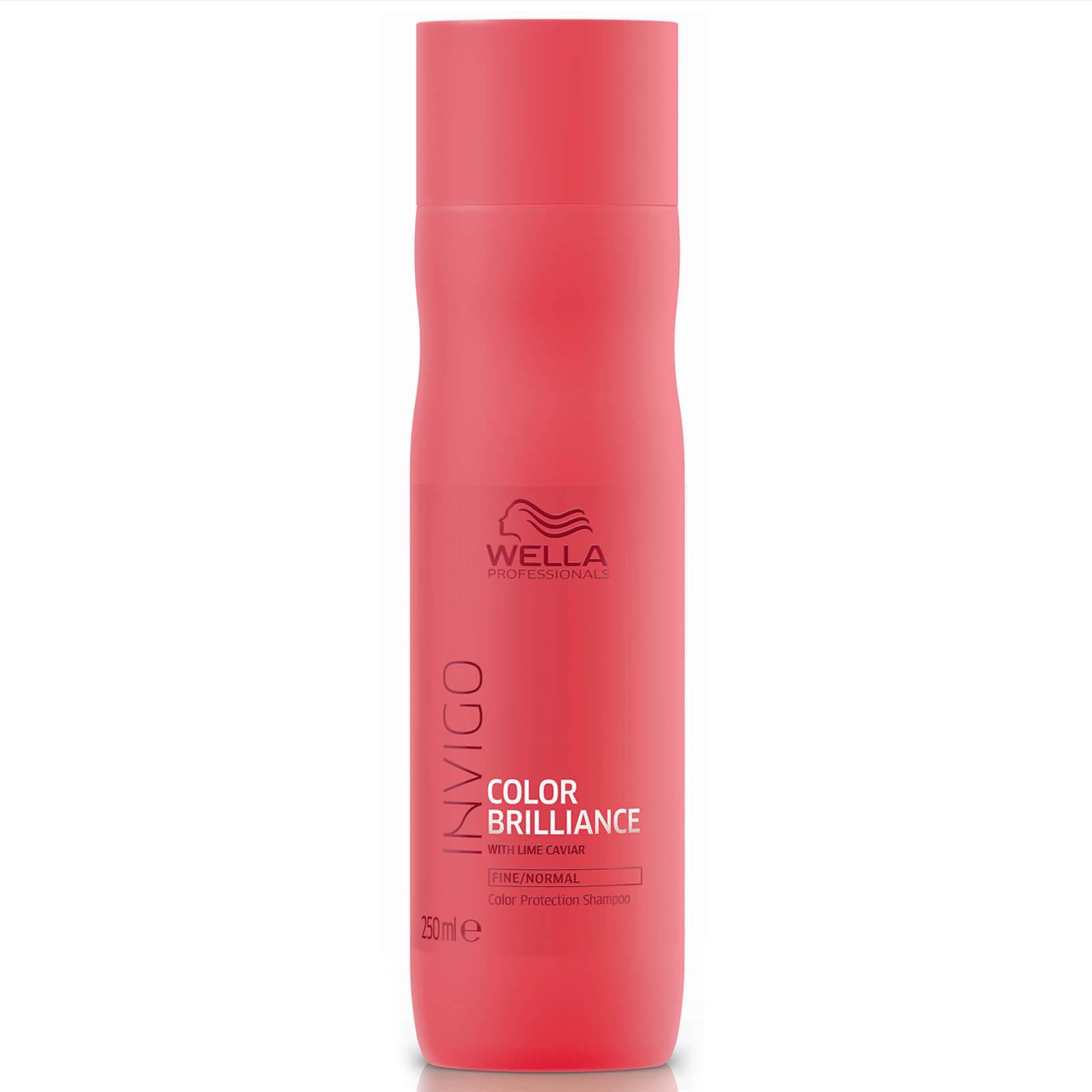 Wella Professionals Care Shampooing pour cheveux fins INVIGO Color Brilliance Wella Professionals 250ml