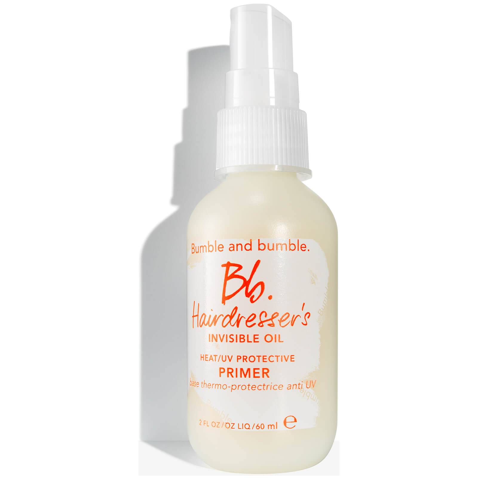 Bumble and bumble Base de coiffage thermo-protectrice anti UV Hairdresser's Invisible Oil Bumble and bumble 60 ml