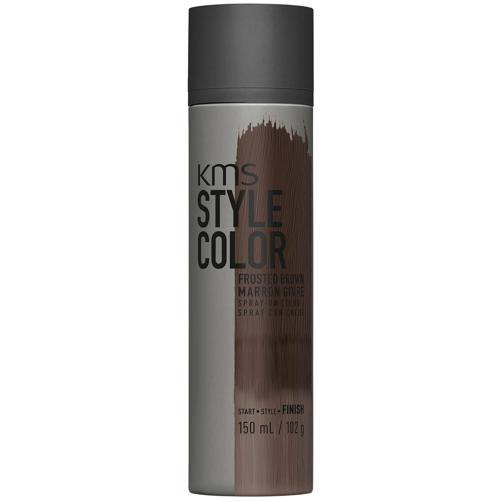 KMS Spray Coloration Style Color KMS 150 ml – Marron Givré