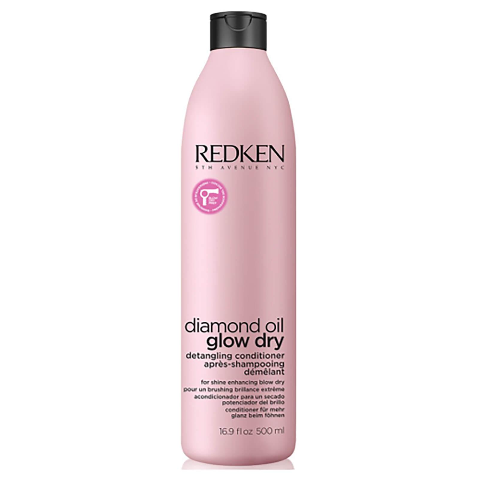 Redken Après-Shampooing Diamond Oil Glow Dry Redken 500ml