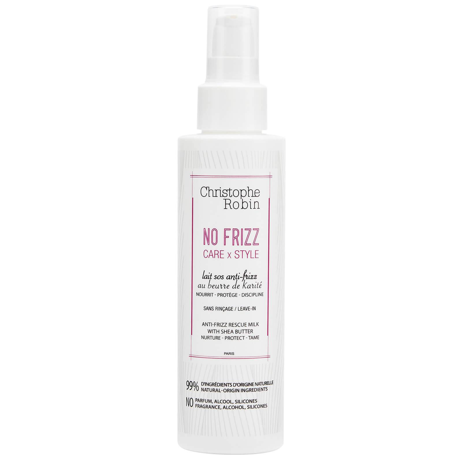 Christophe Robin Lait SOS Anti-frizz
