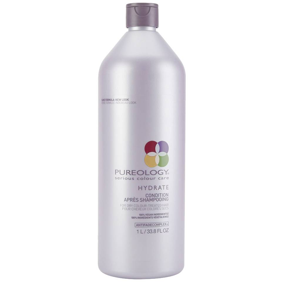 Pureology Pure Hydrate après-shampooing hydratant (1000ml)
