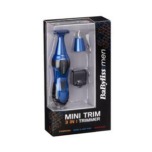 BaByliss For Men Mini tondeuse- Bleue