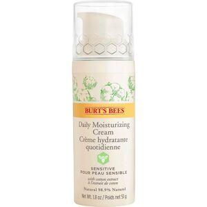 Burt's Bees Sensitive Daily crème hydratante 50g - Publicité