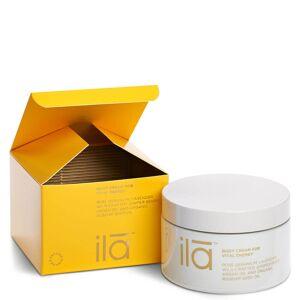 ila-spa Crèmeénergisante pour le corps d'ila-spa (200 g) - Publicité