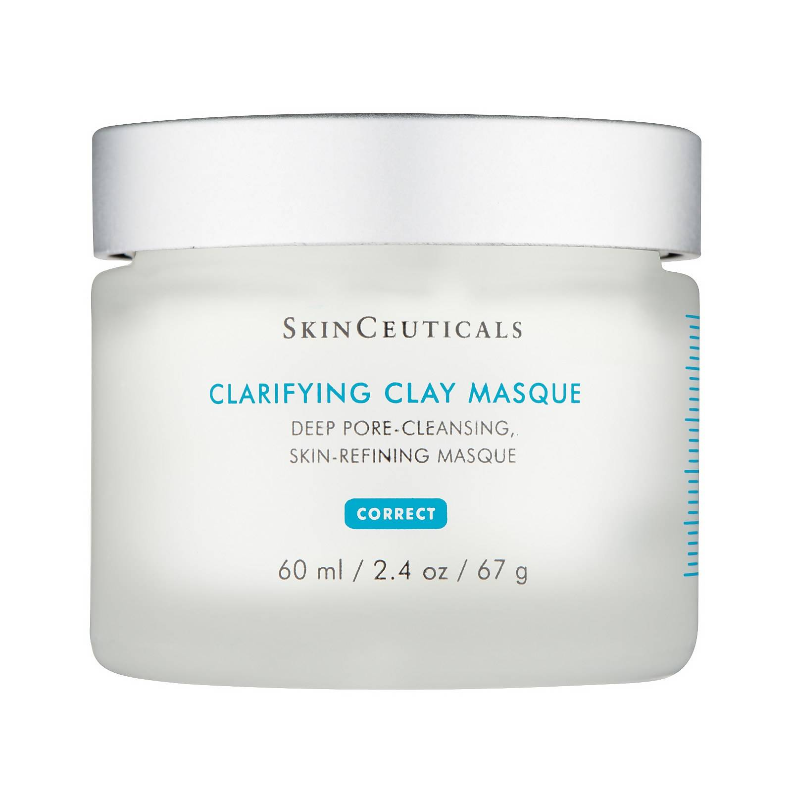 SkinCeuticals Masque purifiant désincrustant Clarifying Clay Masque SkinCeuticals 60 ml