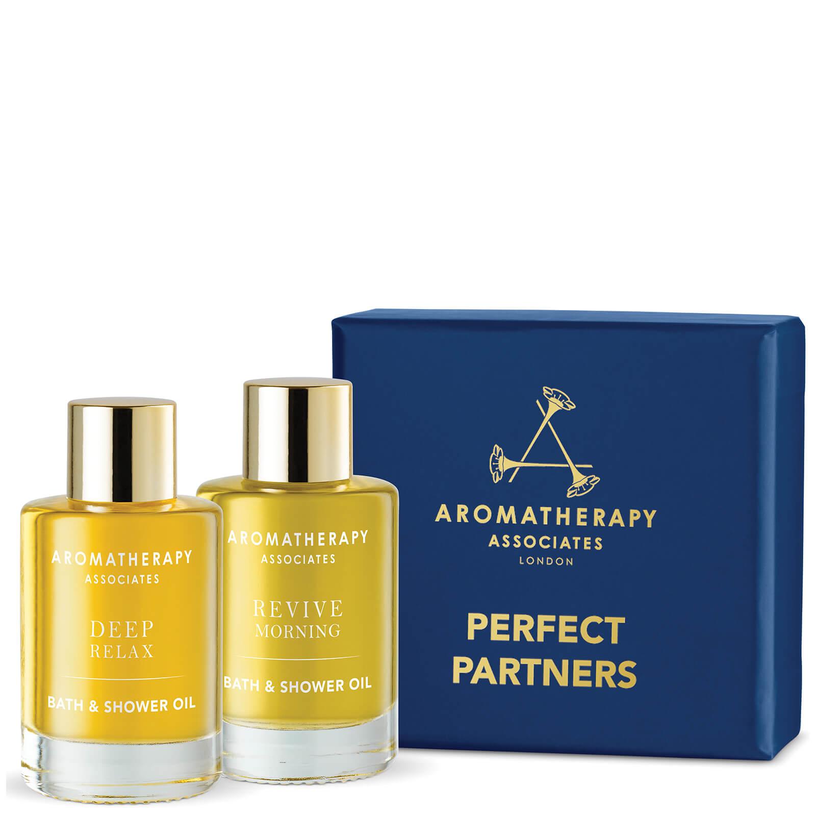 Aromatherapy Associates Duo d'Huiles Bain et Douche Perfect Partners Aromatherapy Associates (2produits)