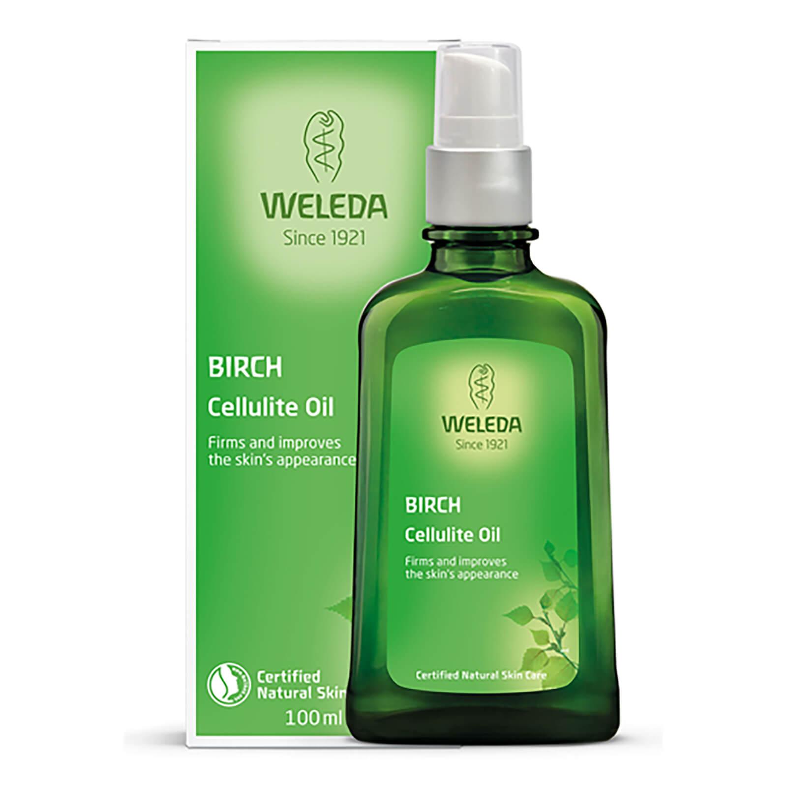 Weleda Huile anti-cellulite au bouleau Weleda (100 ml)