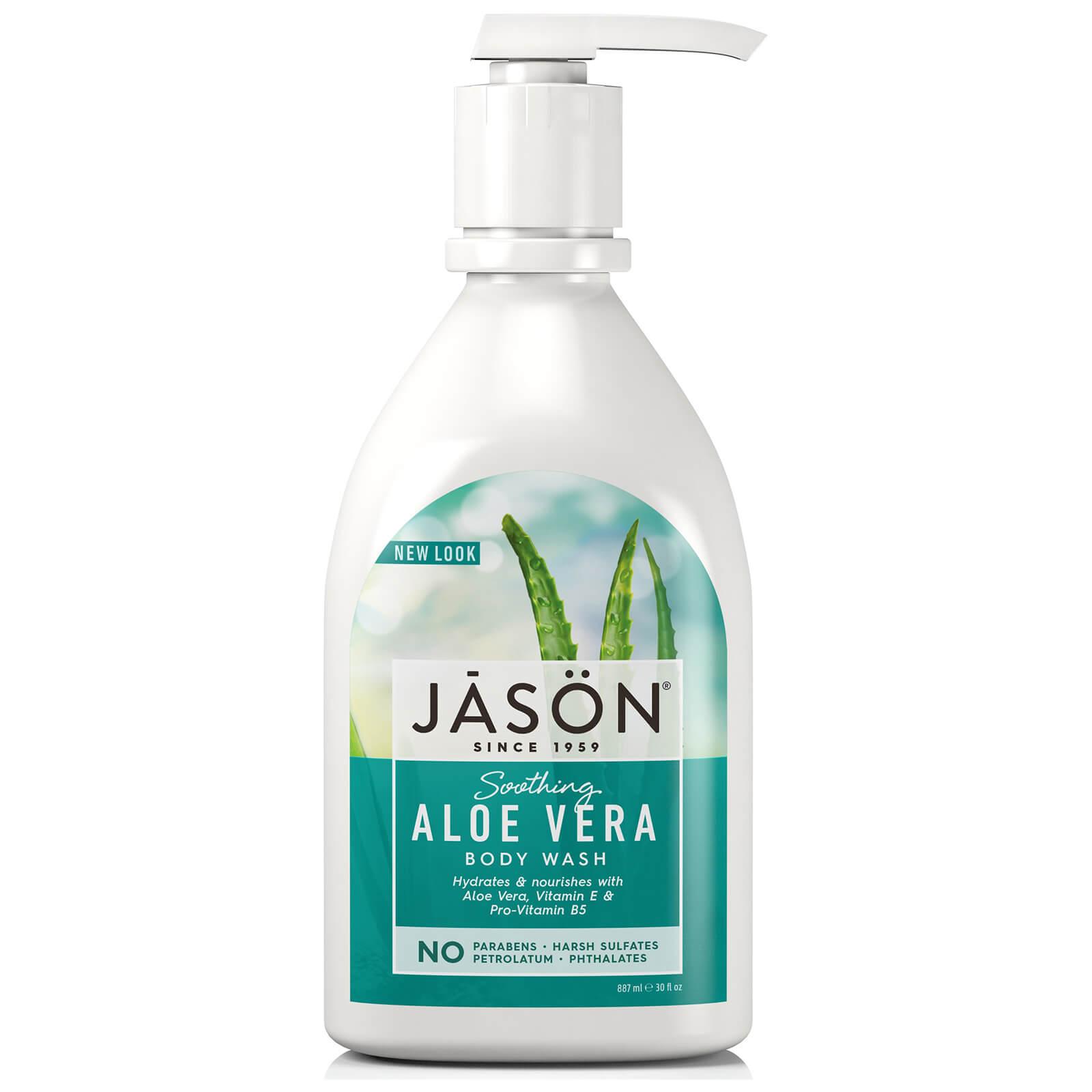 JASON  Body Wash Apaisant à base d'Aloe vera (900ml)