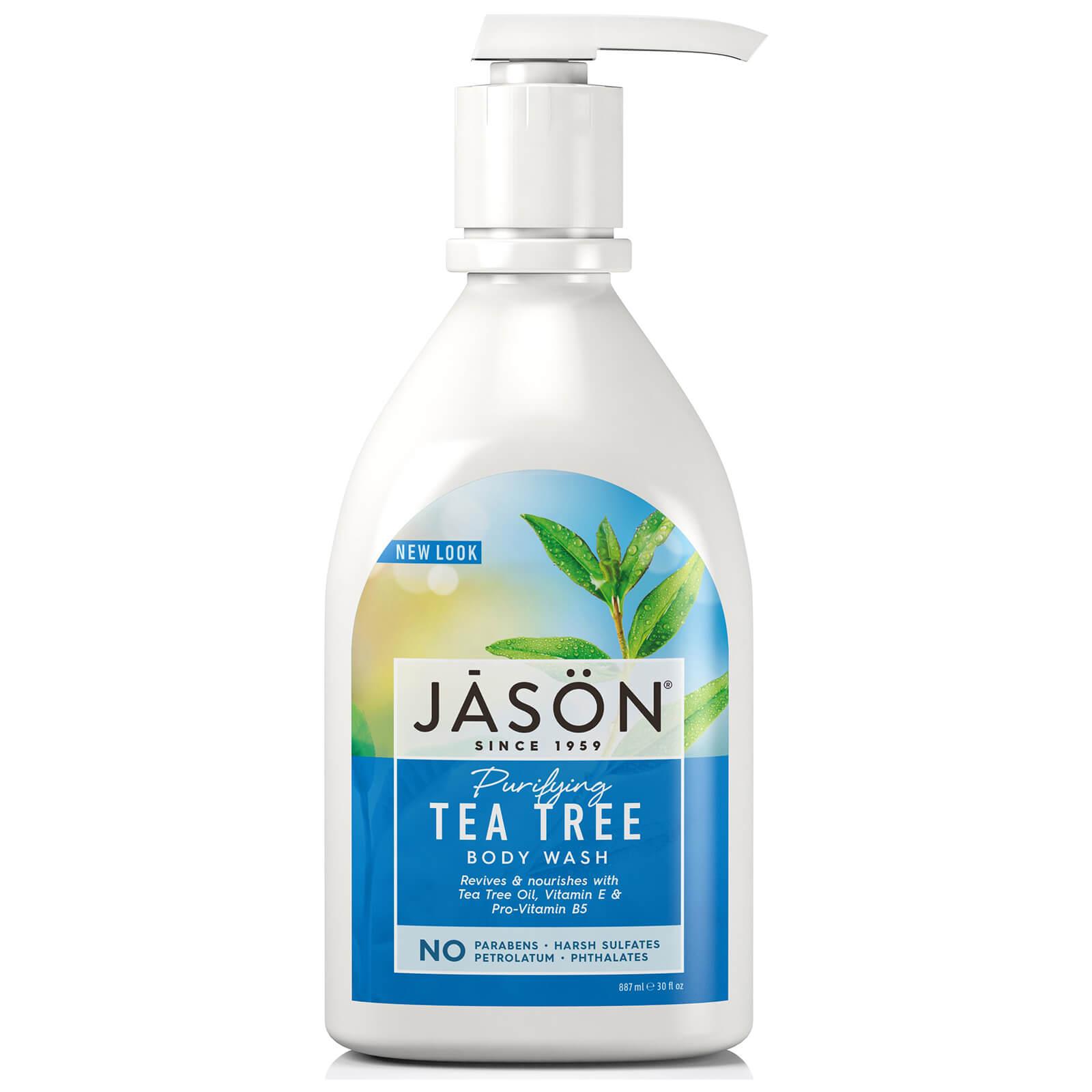 JASON Purifying Tea Tree Body Wash (900ml)