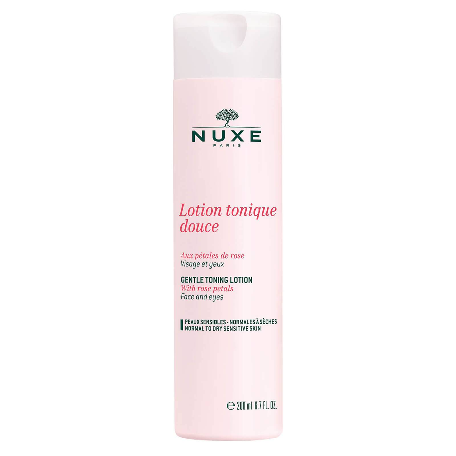 NUXE Lotion tonique douce (200ml)