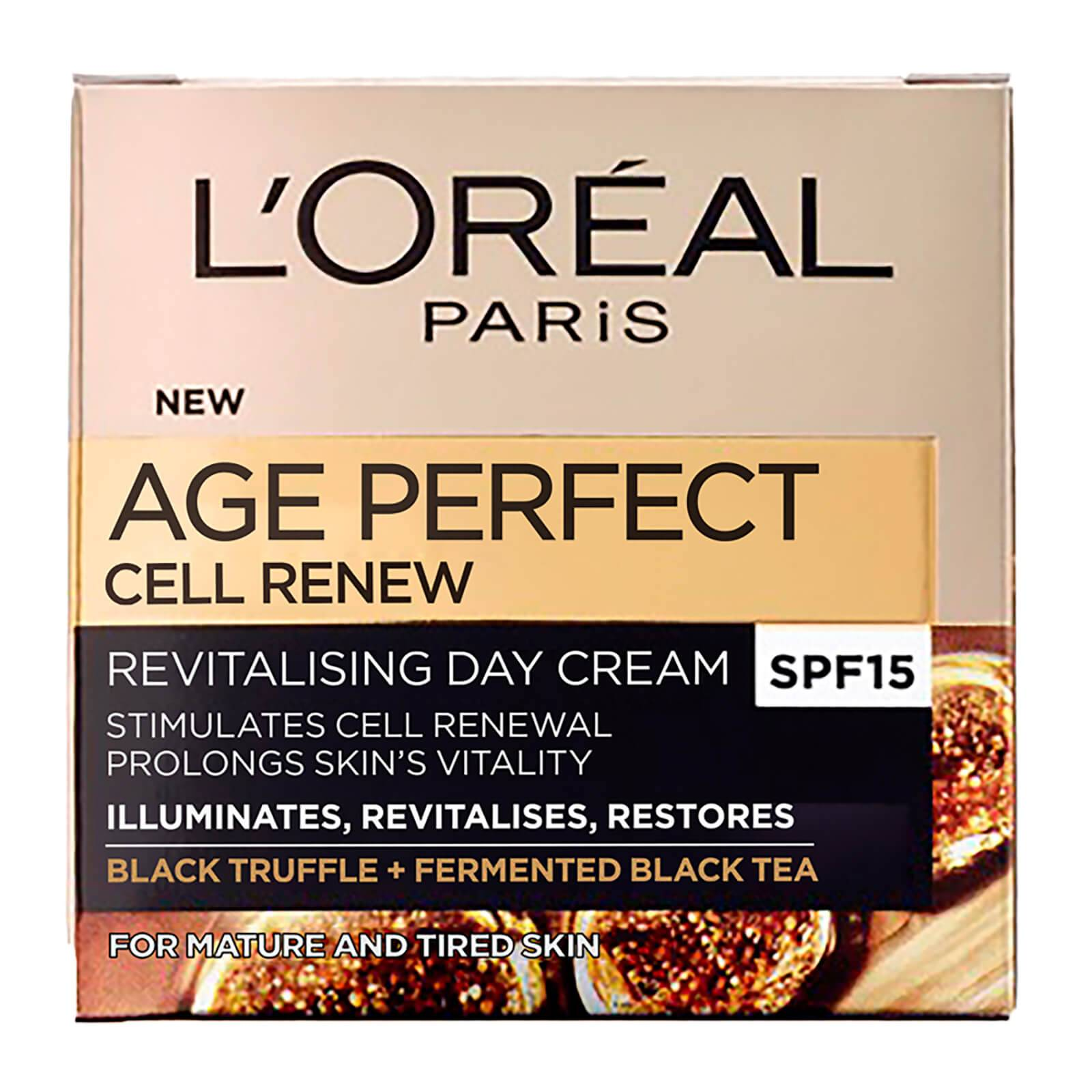 L'Oreal Paris Soin de renaissance cellulaire jour  Age Perfect  de L'Oréal Paris - SPF15 (50 ml)
