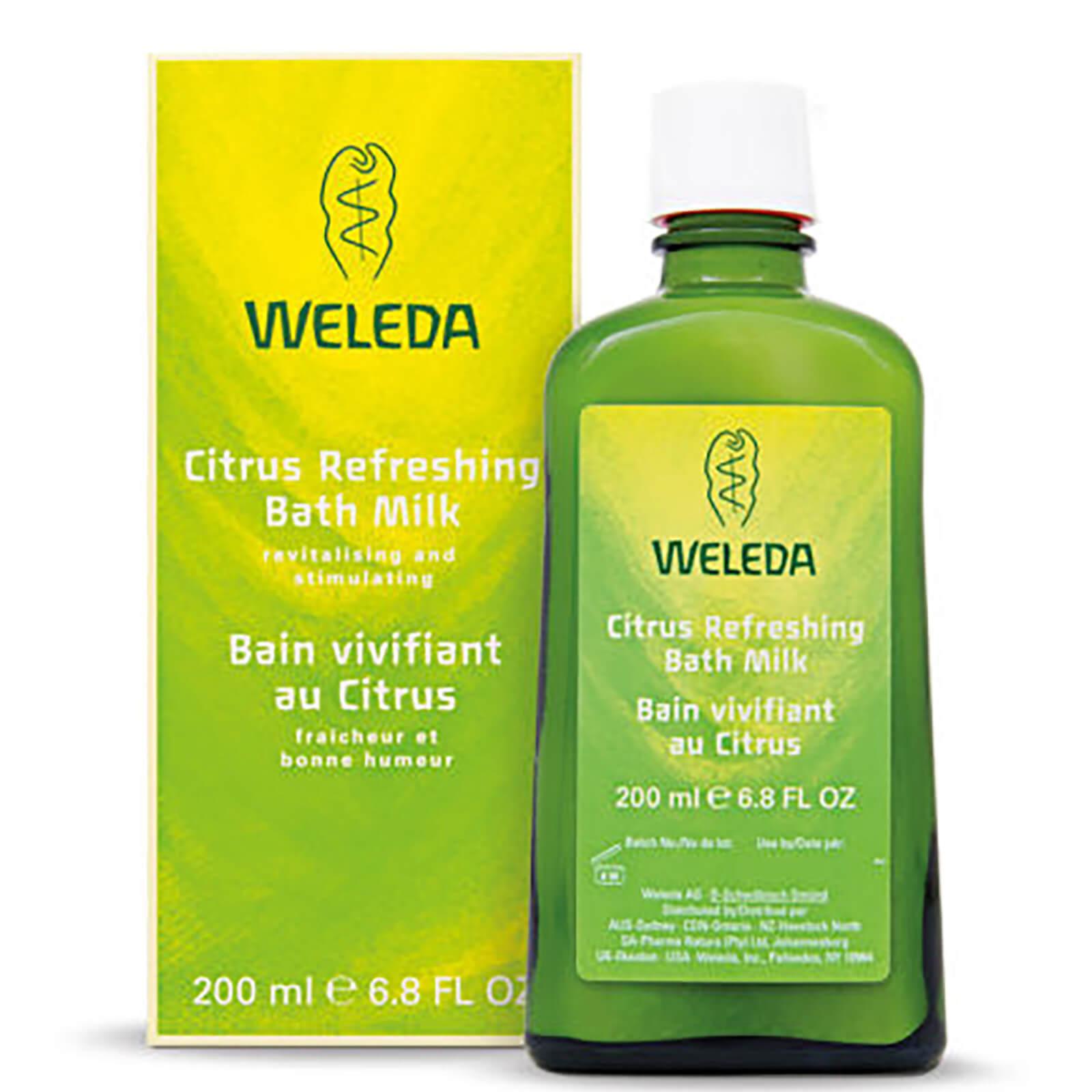 Weleda Bain vivifiant au citrus de Weleda (200 ml)