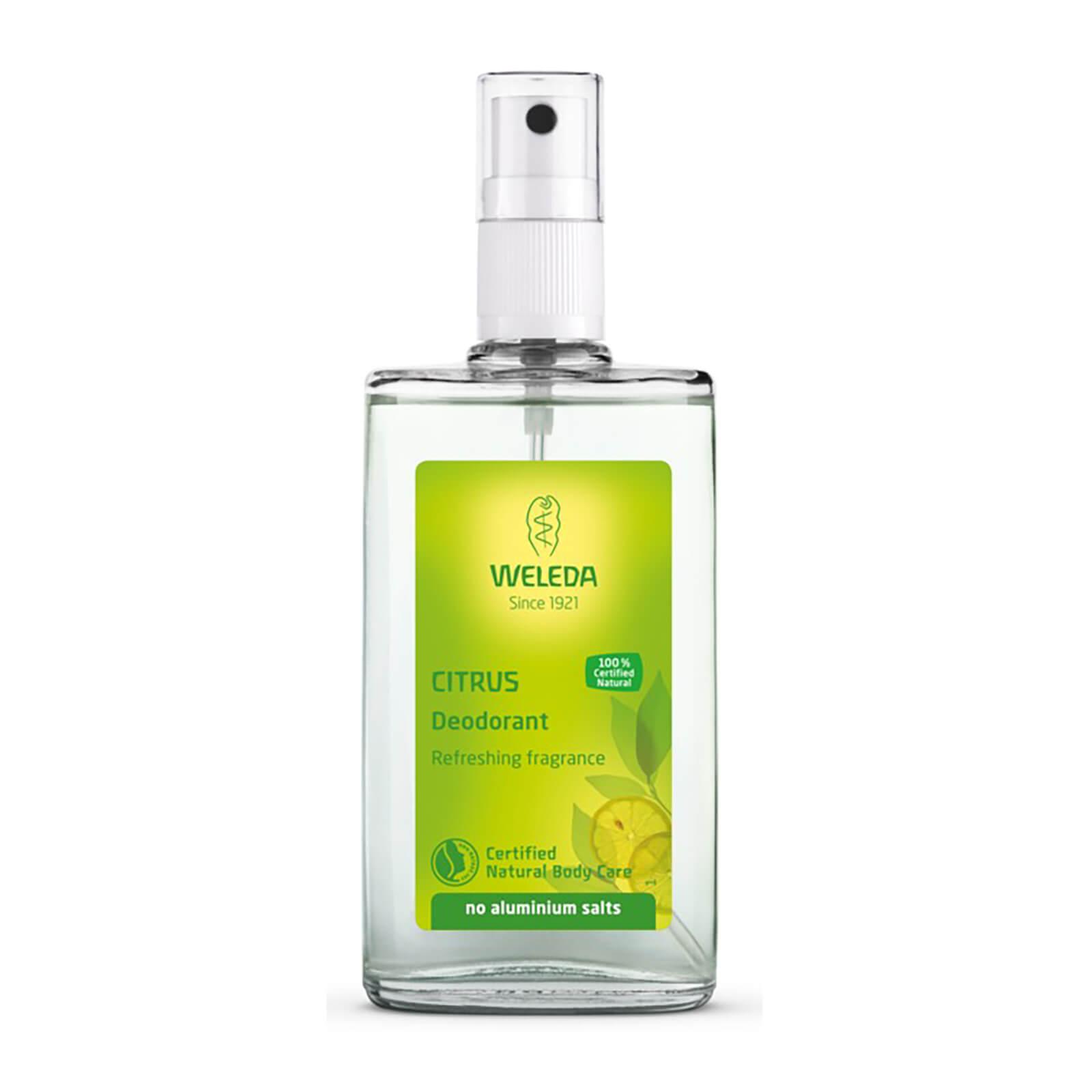 Weleda Citrus Deodorant de Weleda Women (100 ml)