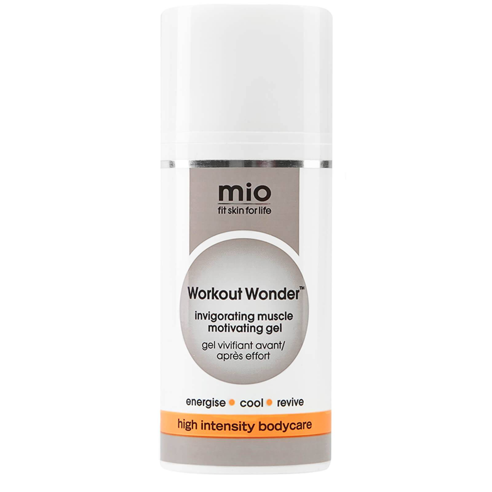 Mio Skincare Workout Wonder Invigorating Muscle Motivating Gel Pour Muscles (100ml)