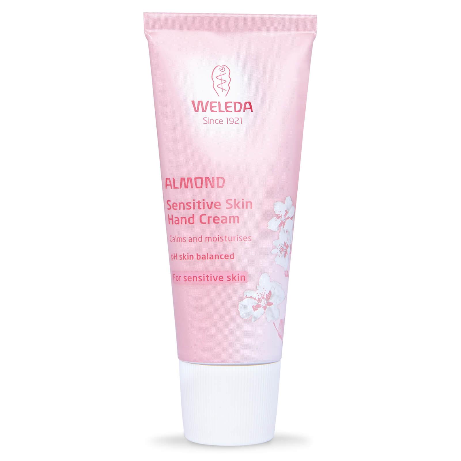 Weleda Crème pour les mains à l'amande de Weleda (50ml)