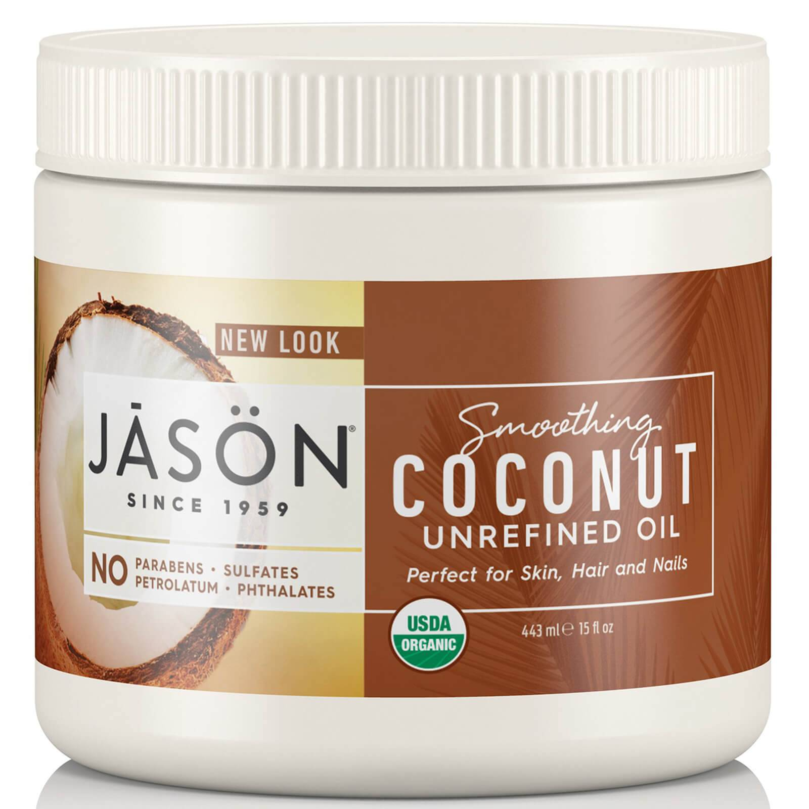 JASON Huille de noix de coco adoucissante bio de JASON443ml