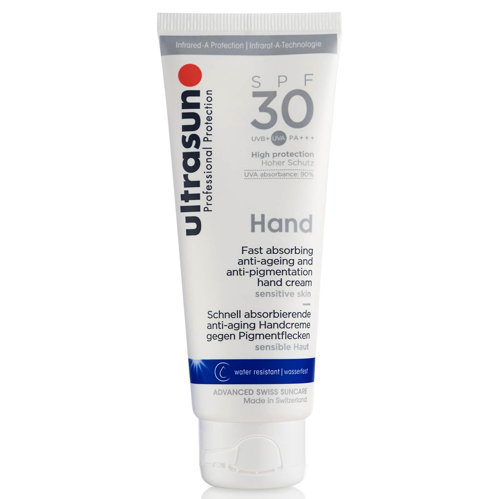 Ultrasun Crème pour les mainsAnti-Pigmentation SPF30 Ultrasun(75 ml)