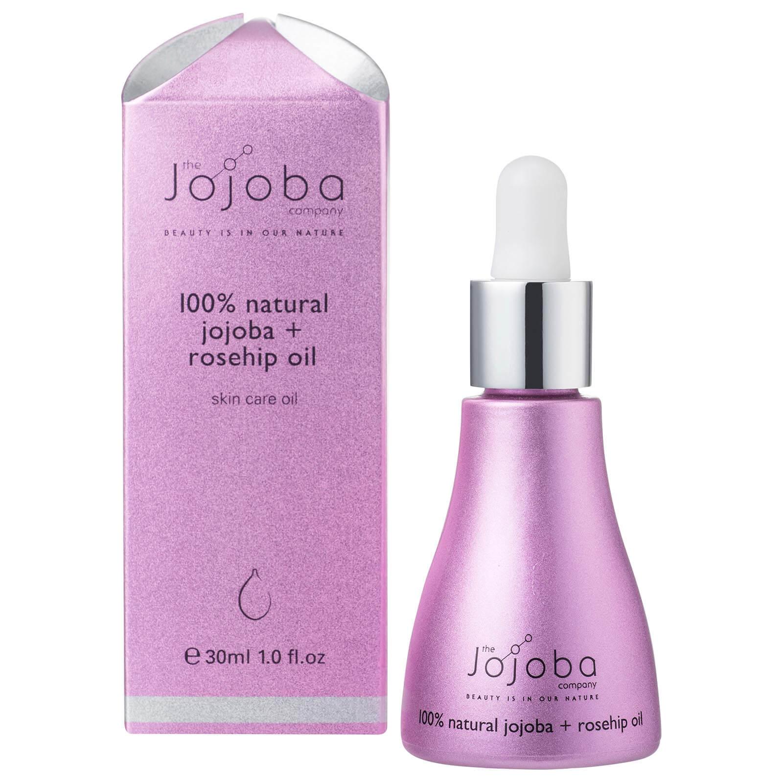 The Jojoba Company Huile de Jojoba et d'Églantier 100% naturelle The Jojoba Company 30ml