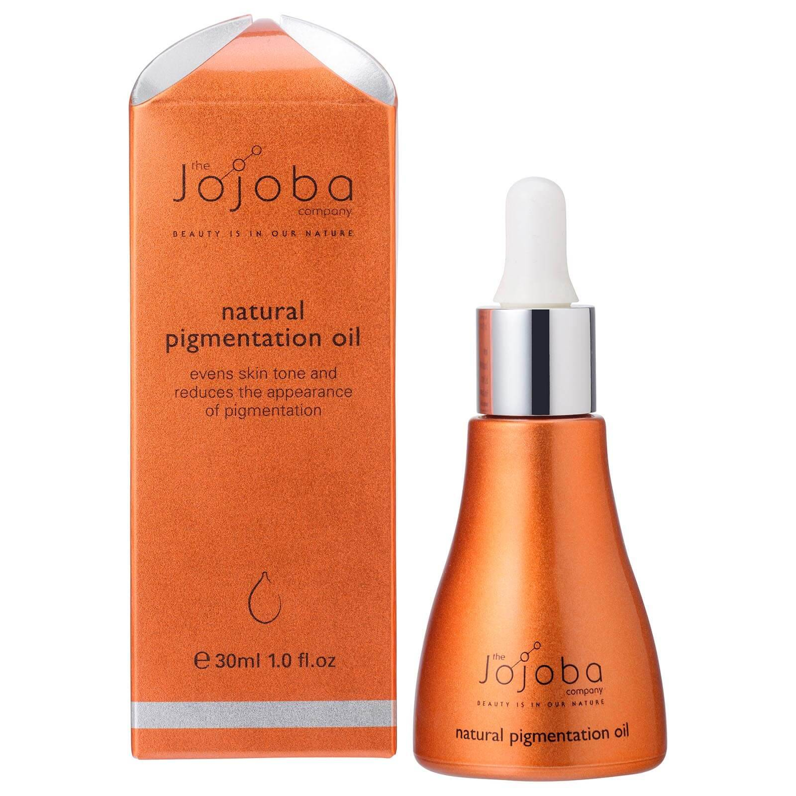 The Jojoba Company Huile anti-taches naturelle Natural Pigmentation Oil The Jojoba Company 30ml