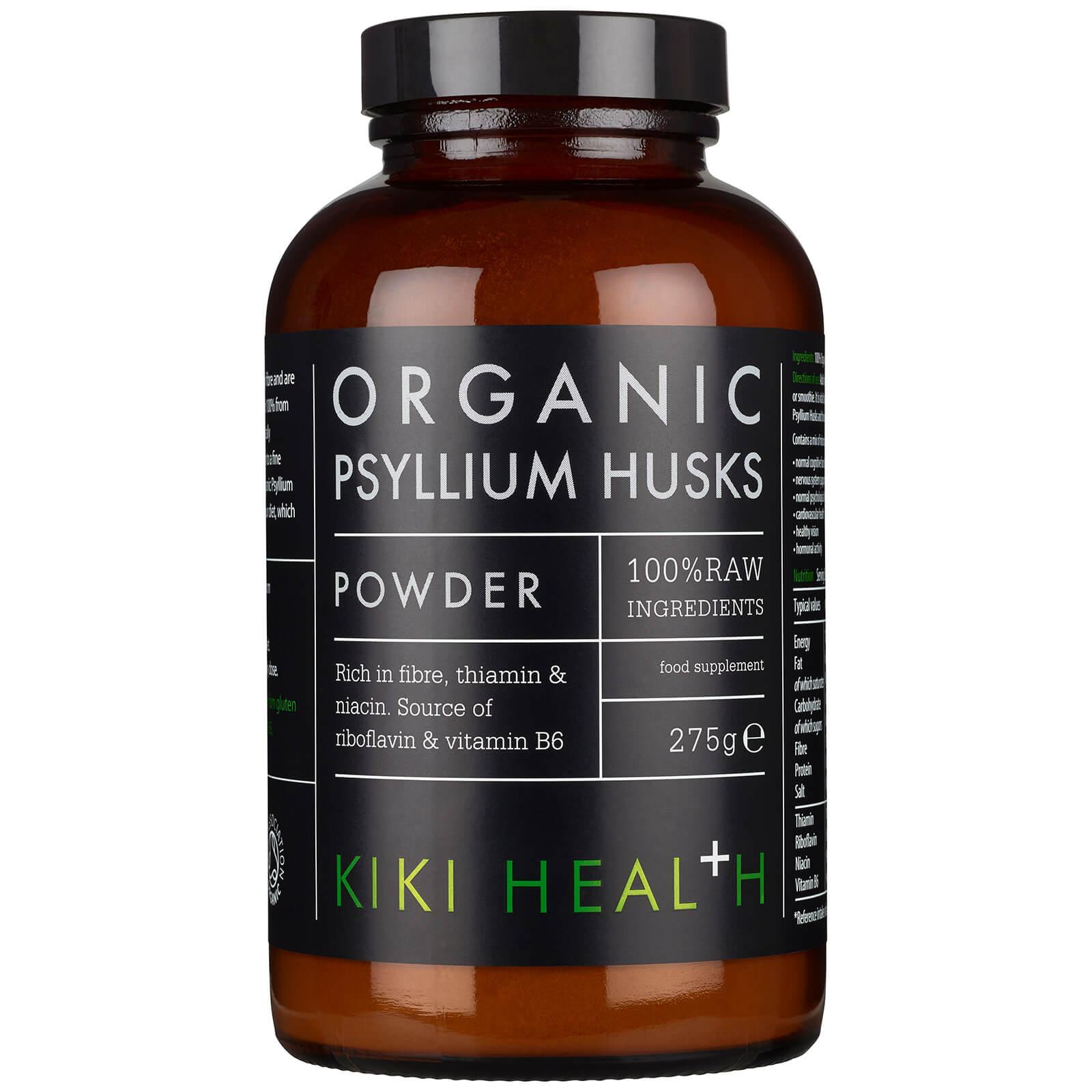 KIKI Health Poudre de Cosse de Psyllium Biologique KIKI Health 275 g