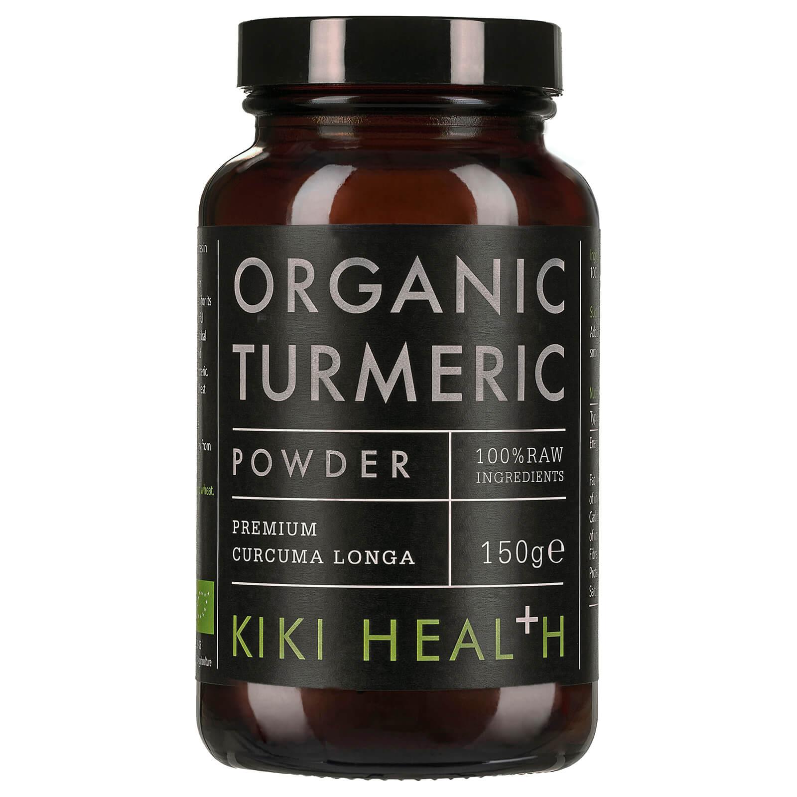 KIKI Health Poudre de Curcuma Biologique KIKI Health 150 g