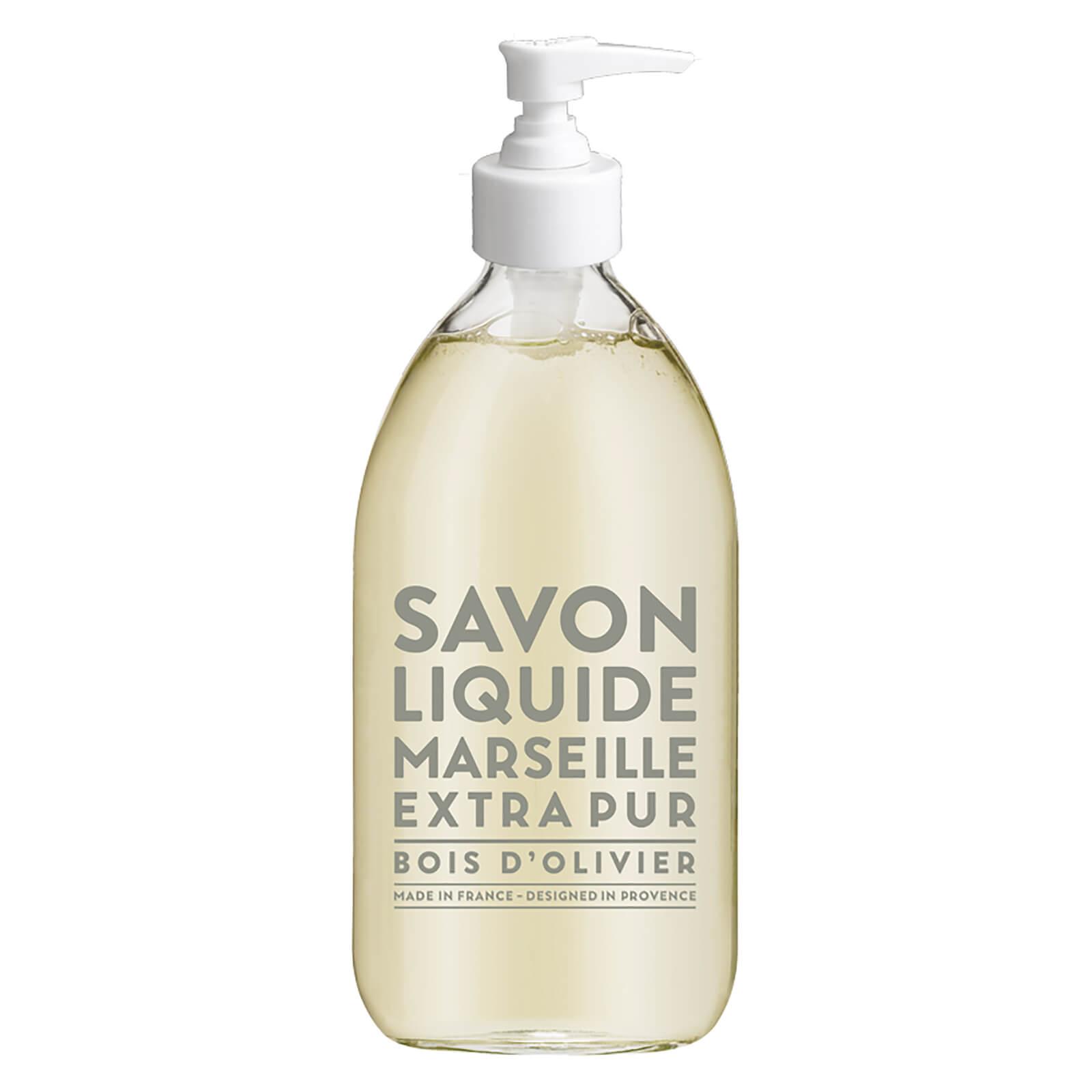 Compagnie de Provence Savon de Marseille Liquide Compagnie de Provence 500ml – Bois d'Olivier
