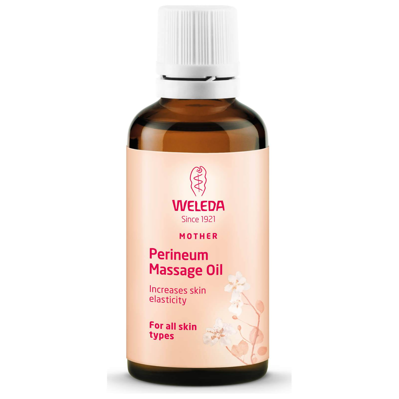 Weleda Huile de Massage du Périnée Weleda 50ml