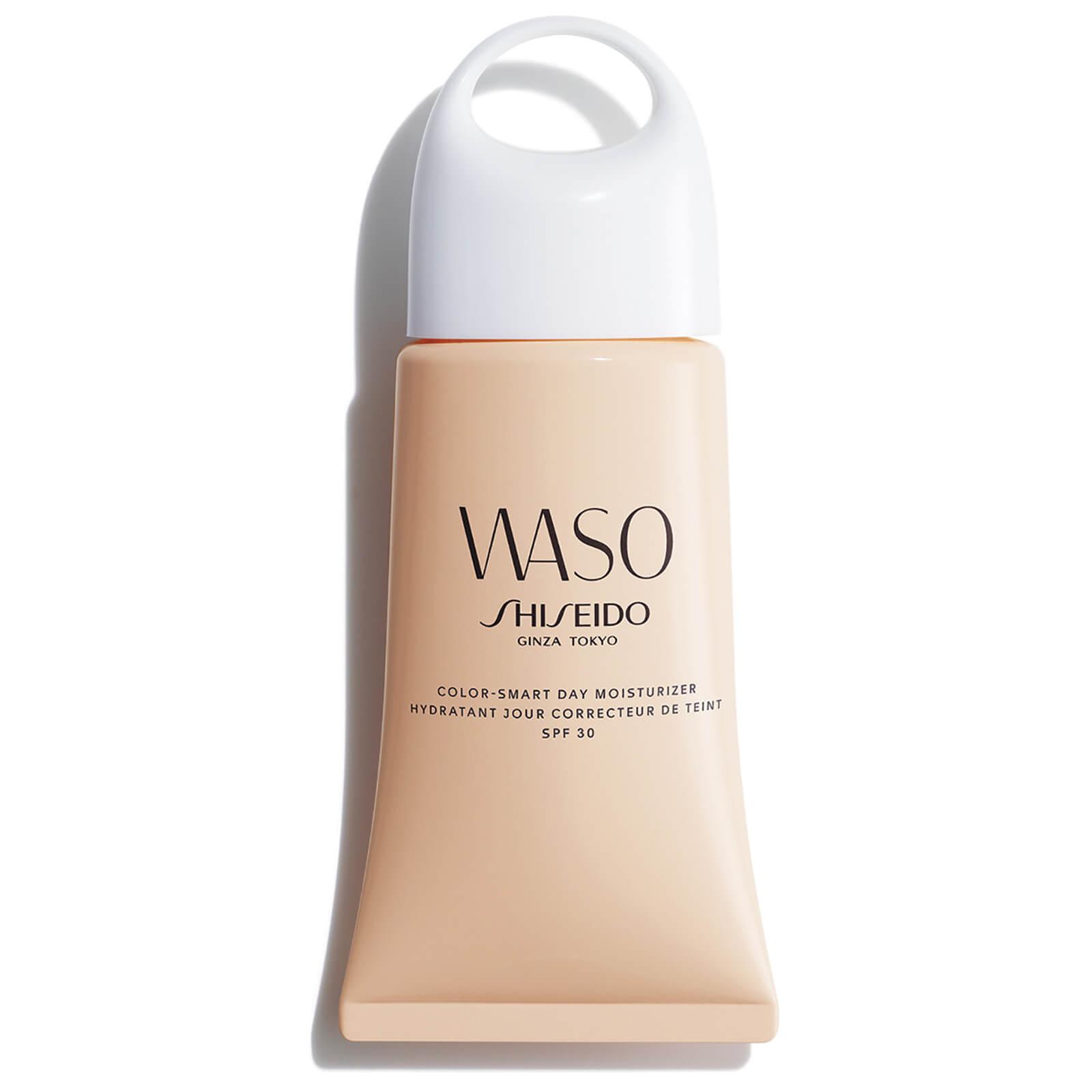 Shiseido Hydratant Jour Correcteur de Teint SPF 30 WASO Shiseido 50ml