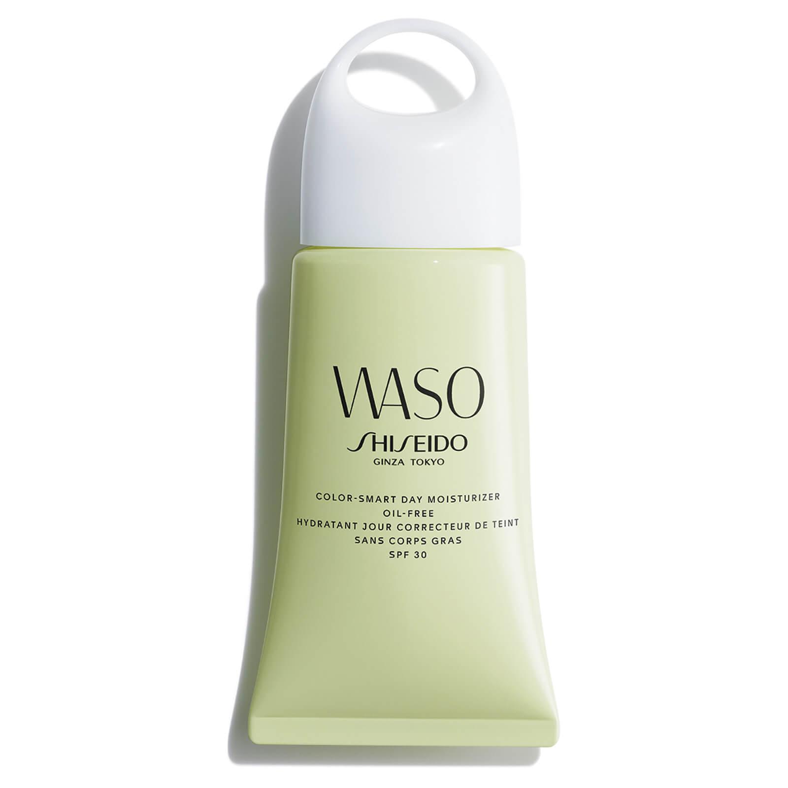Shiseido Hydratant Jour Correcteur de Teint Sans Corps Gras SPF 30 WASO Shiseido 50 ml