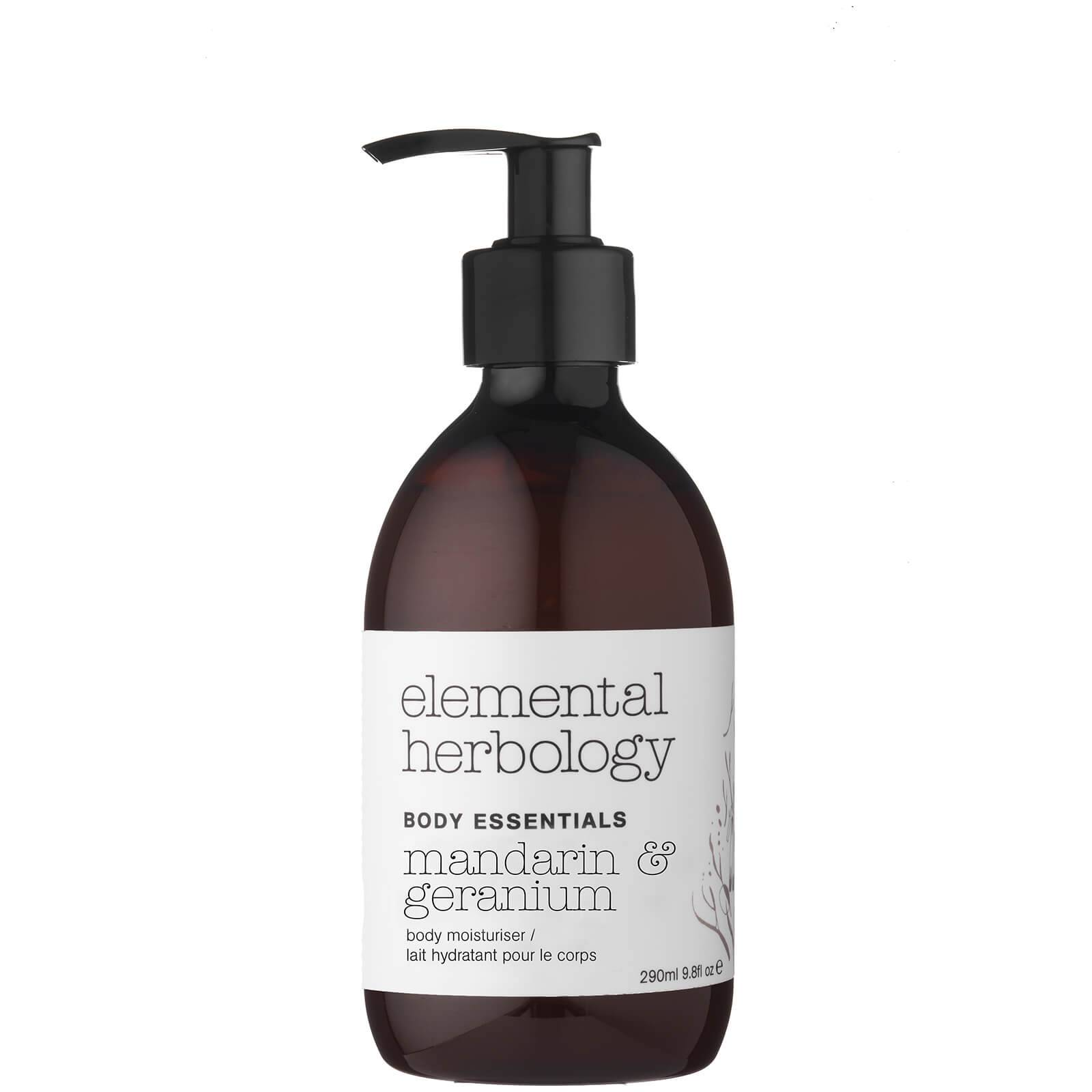 Elemental Herbology Gommage pour le corps Noix de macadamia & Papaye Elemental Herbology 200 ml