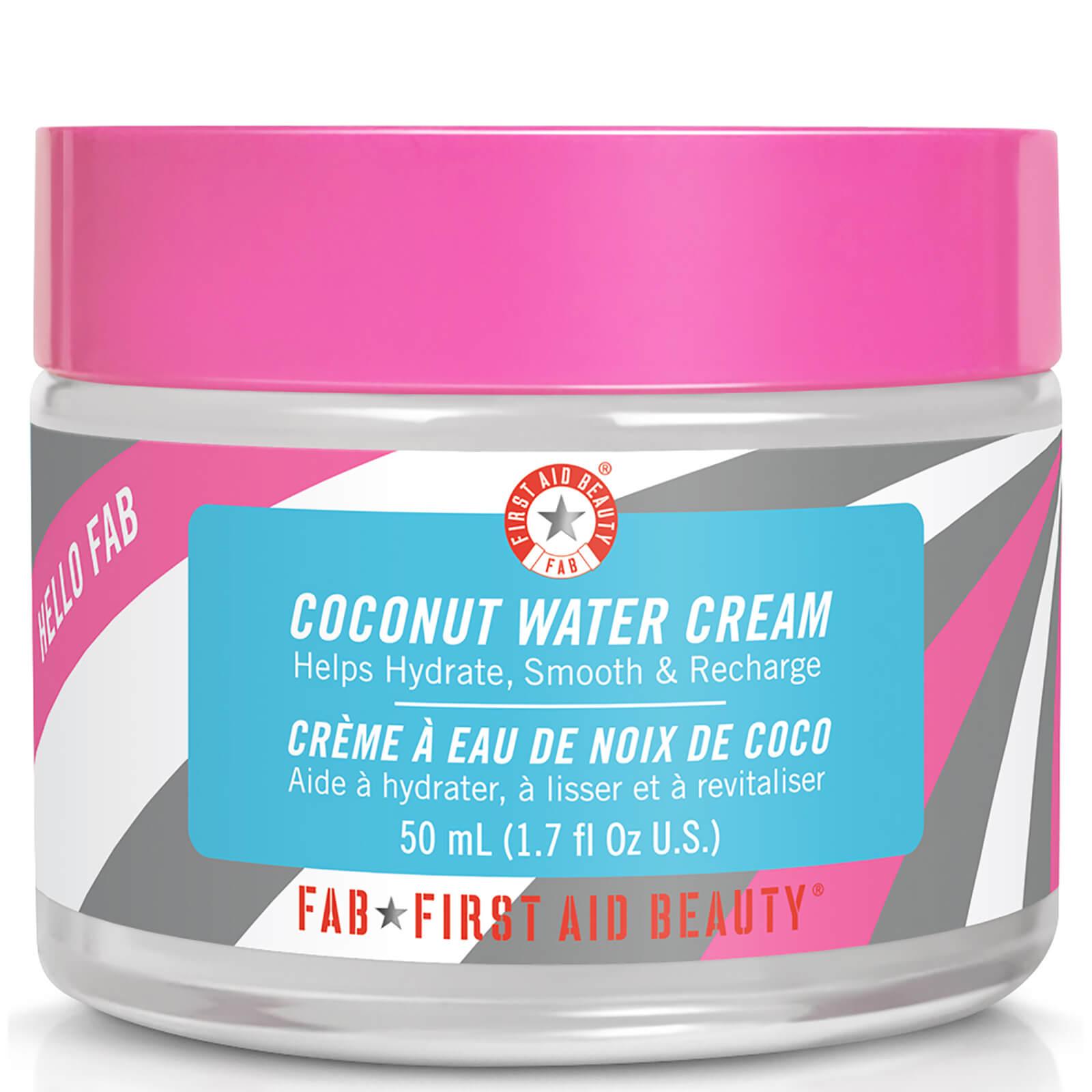 First Aid Beauty Crème à l'Eau de Noix de Coco Hello FAB First Aid Beauty