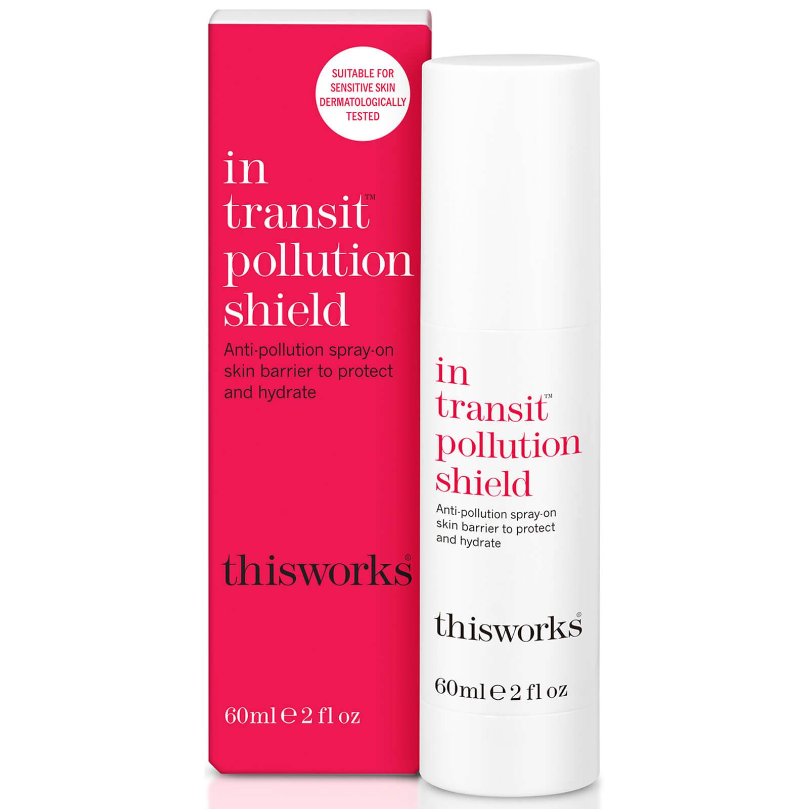 this works Spray Anti-Pollution Pollution Shield In Transit™ this works 60ml
