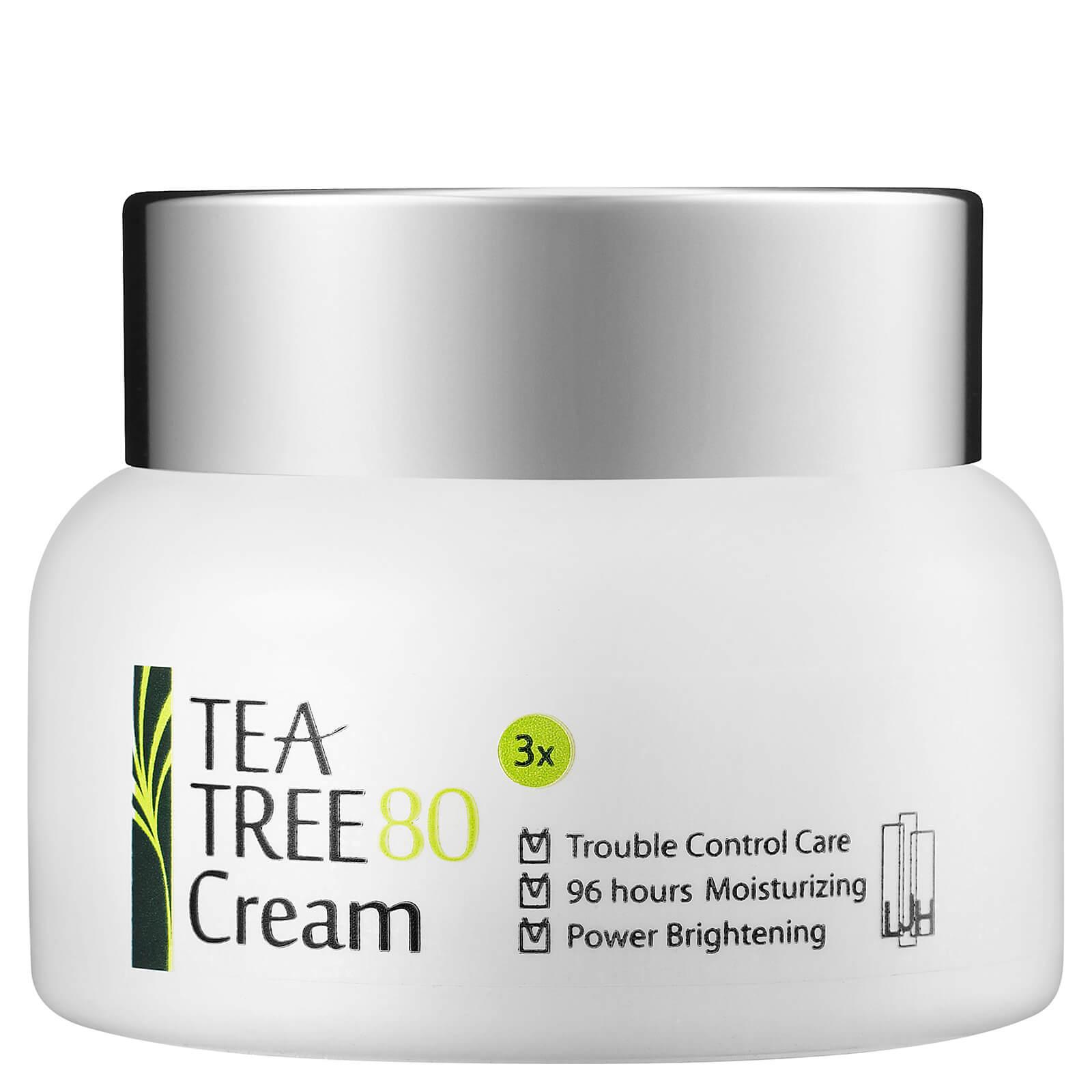 Leegeehaam Crème à l'arbre à thé 80 Leegeehaam 50ml