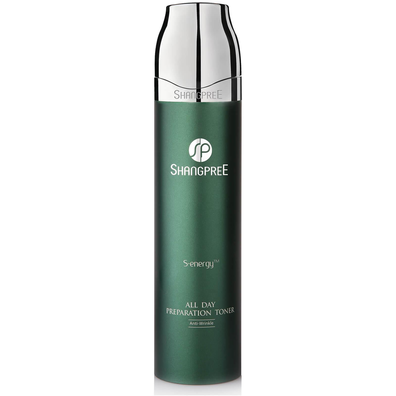 SHANGPREE Lotion Tonique Préparation Longue Durée S-Energy™ SHANGPREE 140ml