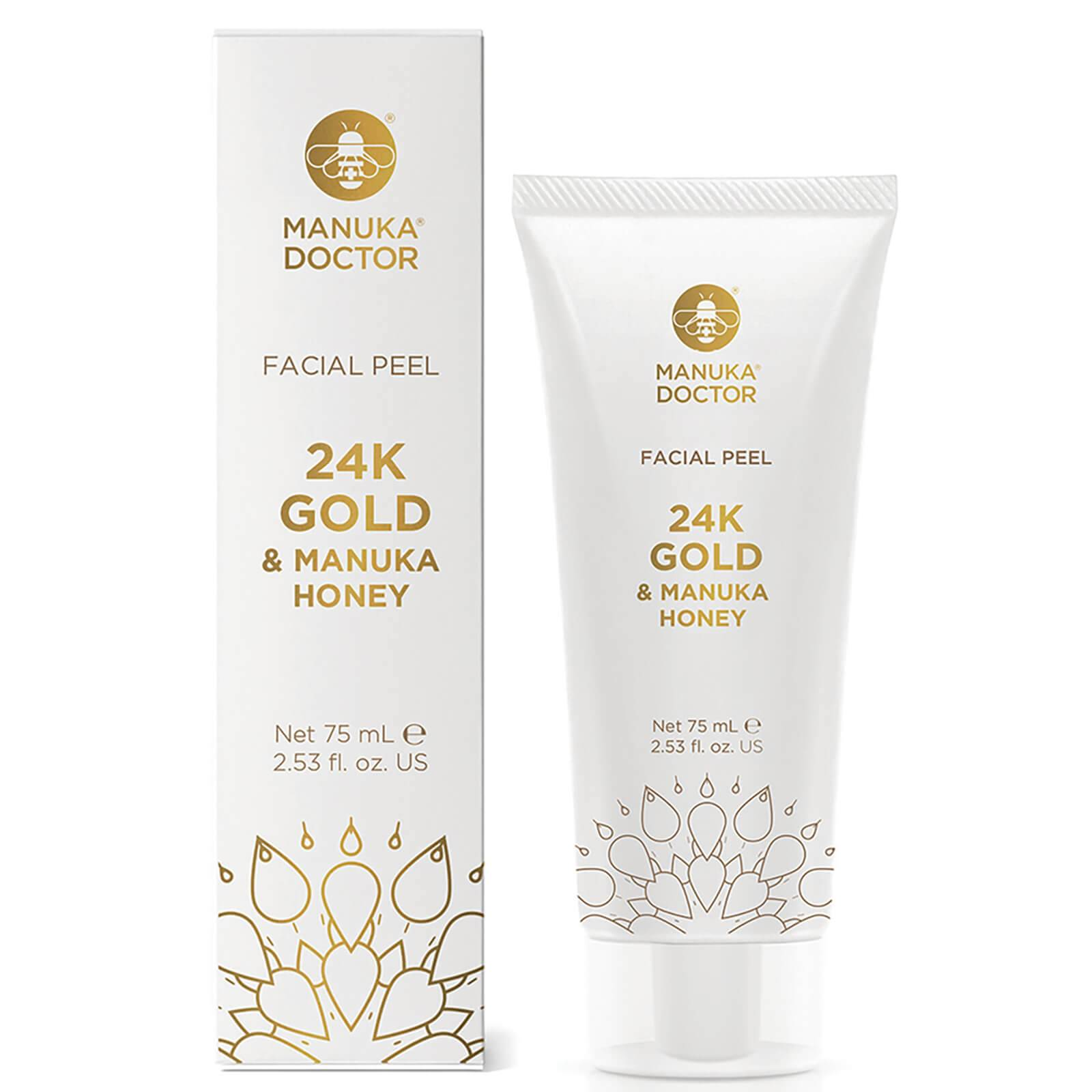 Manuka Doctor 24K Gold Facial Peel